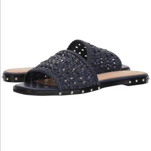Marc Fisher Jeremy Leather Flats NWT